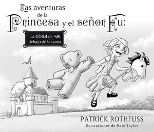 Las aventuras de la Princesa y el señor Fu - Roca de Guía