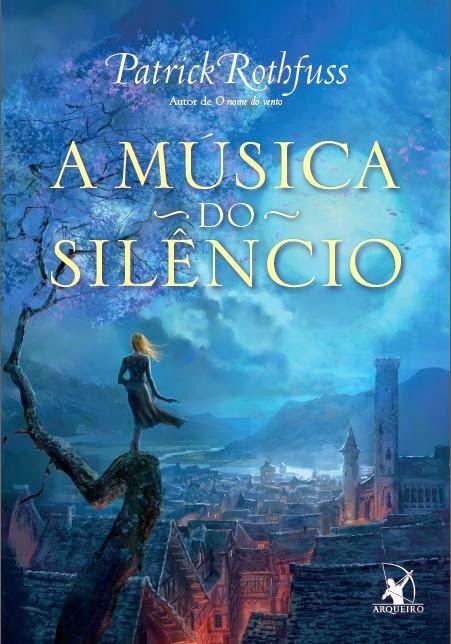 The Slow Regard of Silent Things Portada Brasileña - Roca de Guía