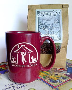 Worldbuilders - Mug Coffee
